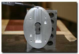 Machined Part- Mill