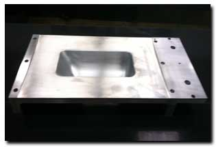 Custom Machined Tooling Fixture